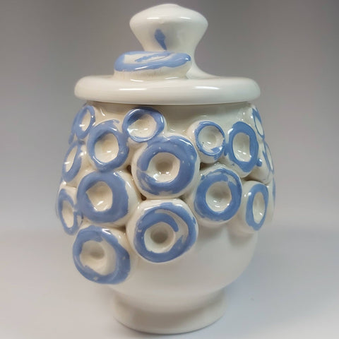 Canister Pot, By Kurilla Pottery. Parade-Handmade