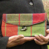 Classy Tartan Clutch Bag, By Shoreline - Parade Handmade