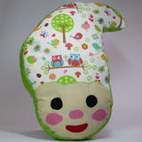 Cute Cushion, by JaDa Crafts  Ireland - Parade Handmade