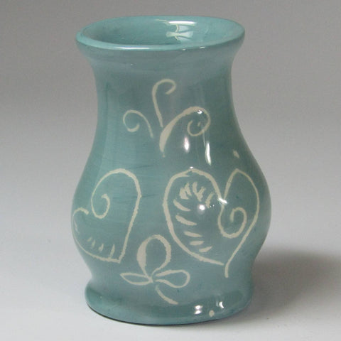 Cute Little Love Vase, By Kurilla Pottery - Parade Handmade