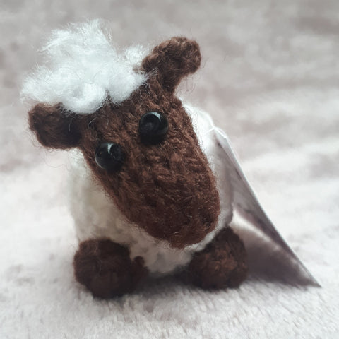 Cute little brown faced lamb, By Ditsy Designs - Parade Handmade