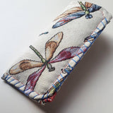 Dragonfly Phone or Glasses Pouch, By Parade - Parade Handmade