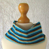 Funky Striped Kids' Headband/Neckwarmer, By JaDa Crafts - Parade Handmade