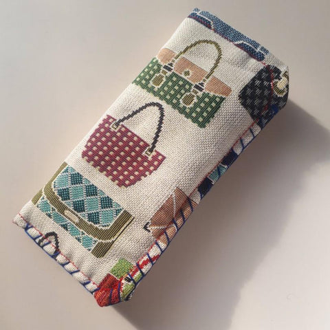Glasses or Phone Pouch Featuring Bags, By Parade - Parade Handmade
