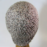 Handknit RA7 Beanie Hat For Men, Seamless, By R.Coen - Parade Handmade