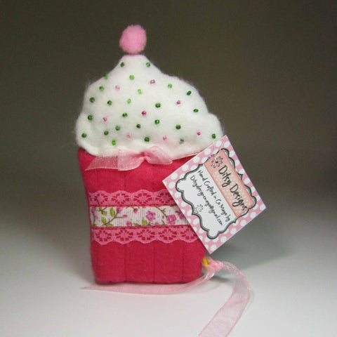 Novelty Bun Tape Measure, By Ditsy Designs - Parade Handmade