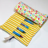 Kids Colourful Crayon Roll, By JaDa Crafts Ireland - Parade Handmade