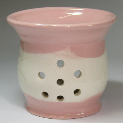 Pretty Two Tone Burner, By Kurilla Pottery - Parade Handmade