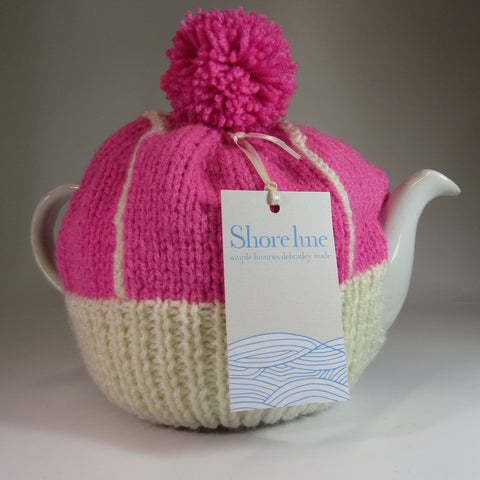 Tea Cosy. Iced Bun. Great For Afternoon Tea. By Shoreline - Parade Handmade