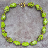 Vibrant Chunky Necklace, By Lapanda Designs - Parade Handmade
