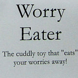 Worry Eater. Red, ''Eats'' Your Worries Away! By JaDa Crafts Ireland - Parade Handmade