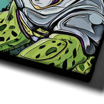 Cell Canvas Print - Dragon Ball