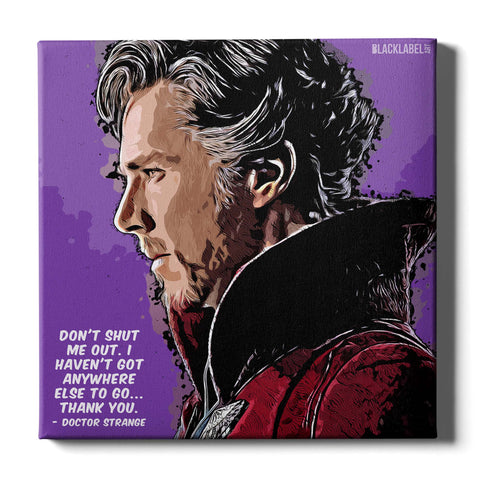 Doctor Strange Canvas Print - Marvel