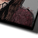 Melisandre Canvas Print - Game of Thrones