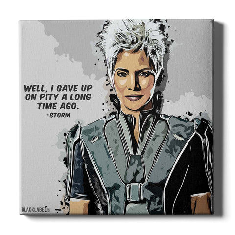 Storm Canvas Print - X-Men