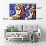 Luke Skywalker Canvas Print - Star Wars