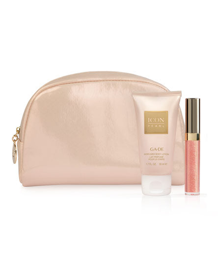 NUDE SHINY GIFT BAG