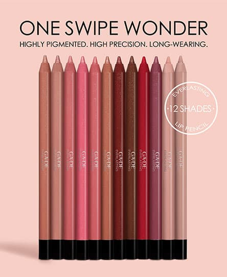 everlasting lip liners all shades