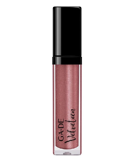 Velveteen ultra shine lip gel 430 sultry mauve