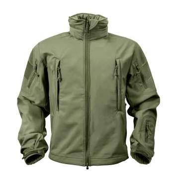 Tactical Soft Shell Jacket - Terra5.0