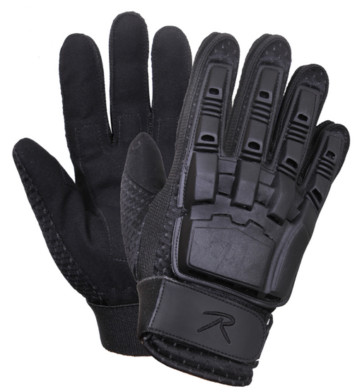 Armored Hard Back Tactical Gloves - Terra5.0