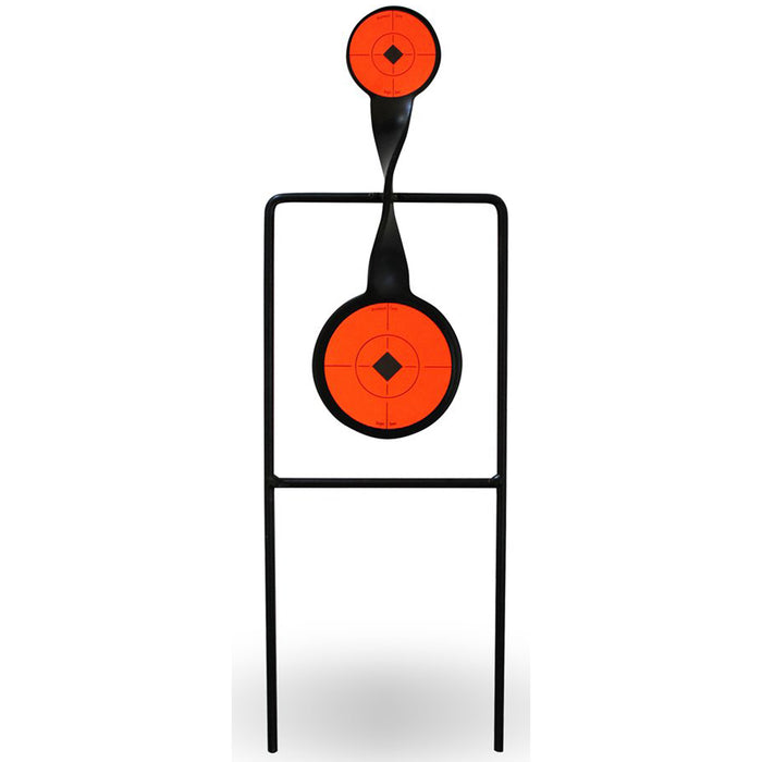 Sharpshooter Spinner Target .22 Dual Action Spinner - Terra5.0