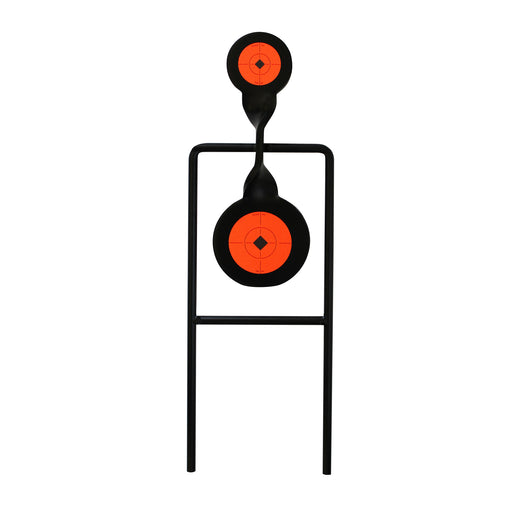 Birchwood Casey Double Mag Spinner Target - Up to.44 Mag - Terra5.0