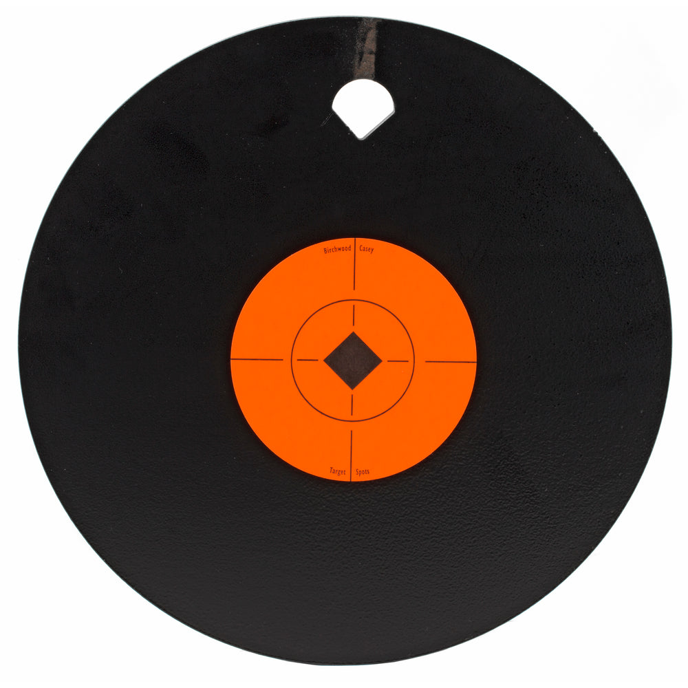 "8"" Gong Target, 3/8"" Thick, AR500 Steel - Terra5.0"
