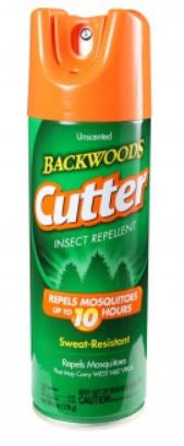 Cutter Unscented Backwoods Insect Repellent - Terra5.0