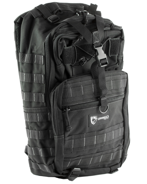 Drago Gear Atlus Sling Backpack - Terra5.0