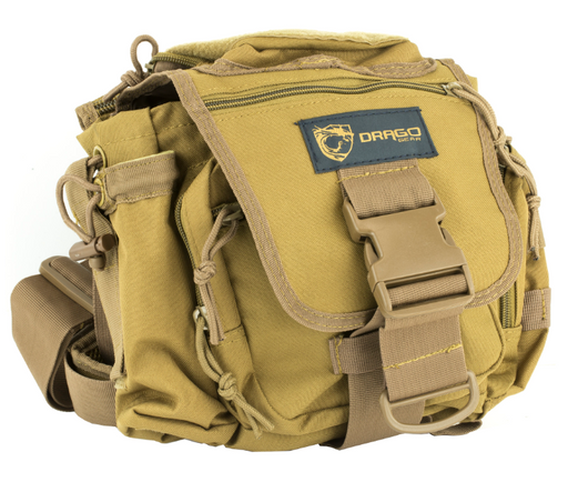 Drago Gear Hiker Shoulder Pack - Terra5.0