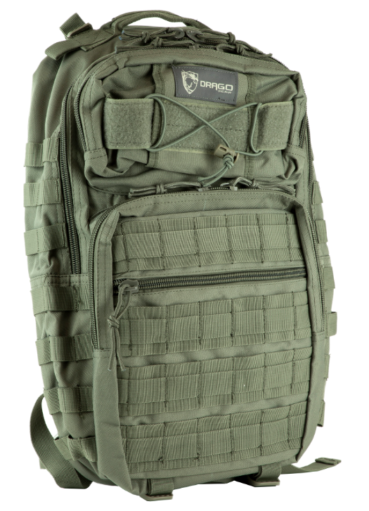 Drago Gear Ranger Laptop Backpack - Terra5.0