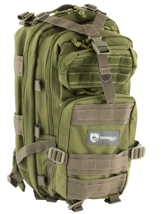 Drago Gear Tracker Backpack - Terra5.0