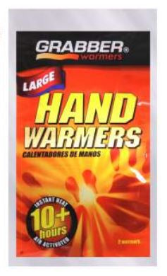 Grabber Large Hand Warmers - Terra5.0