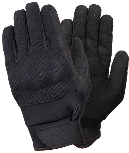 Hybrid Hard Knuckle Gloves - Terra5.0