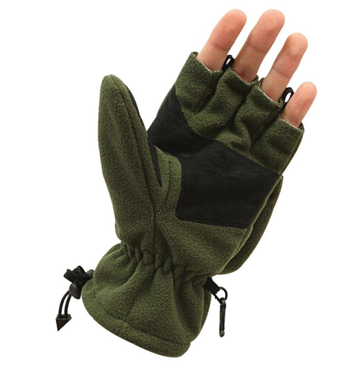 Fingerless Glove / Mittens - Terra5.0
