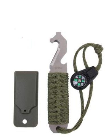 Paracord Survival Pry Tool - Terra5.0