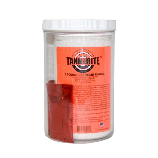 Tannerite 2 Pounds, 6 Pack - Terra5.0