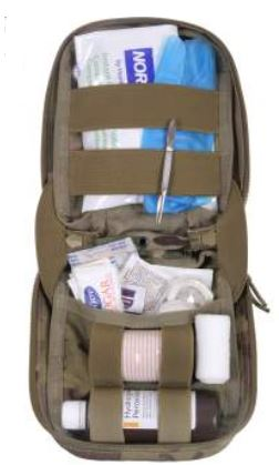 MOLLE Tactical First Aid Kit - Terra5.0