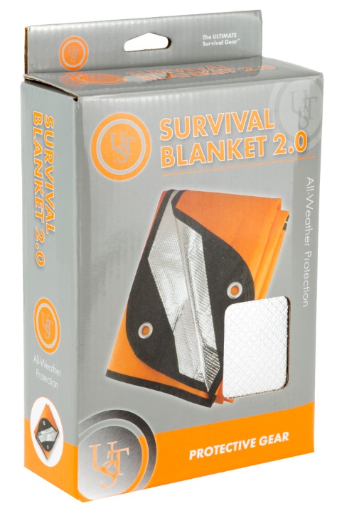 Ultimate Survival Technologies Survival Blanket 2.0 - Terra5.0