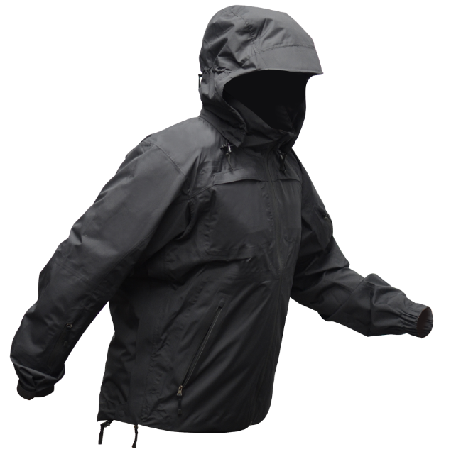 Vertx Integrity Waterproof Shell Jacket - Terra5.0