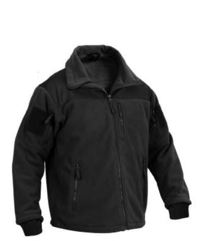 Spec Ops Tactical Fleece Jacket - Terra5.0