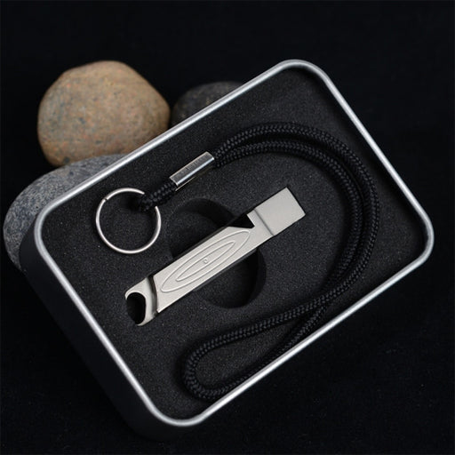Titanium Emergency Whistle - Terra5.0