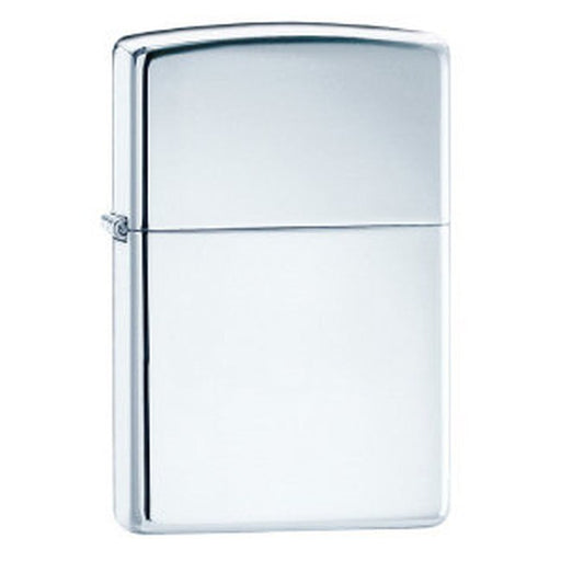 Zippo High Polish Chrome Lighter - Terra5.0