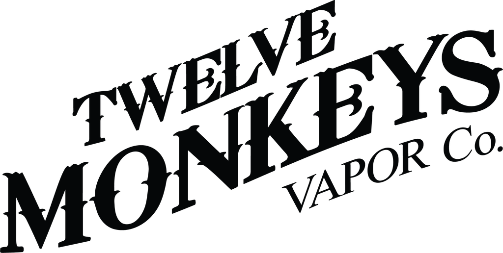 12 MONKEYS E-LIQUID