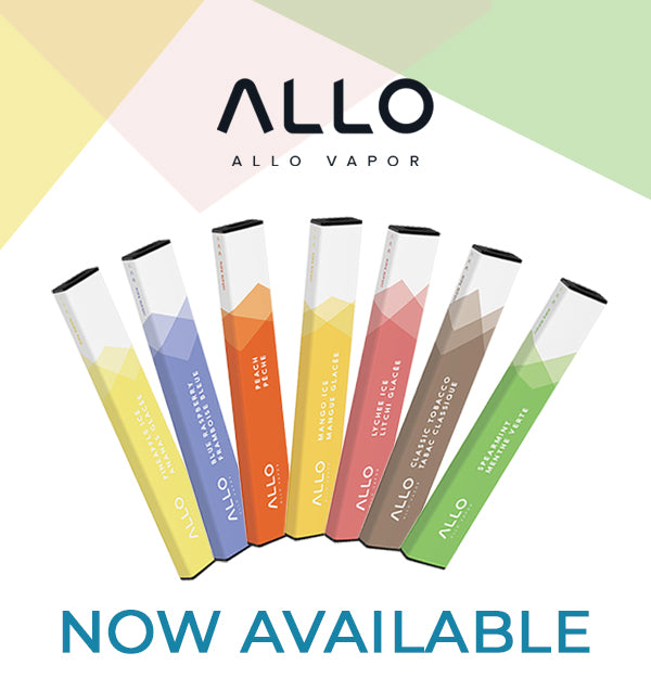 ALLO VAPOR DISPOSABLES