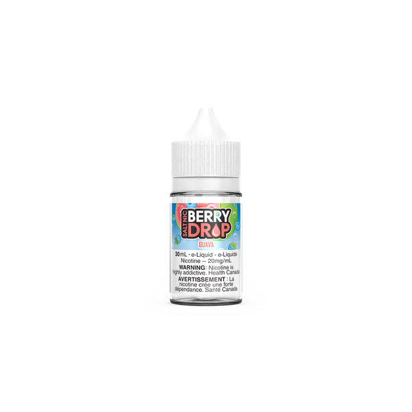 GUAVA BY BERRY DROP SALT NIC - 30ML