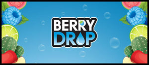 LIME E-LIQUID BY BERRY DROP - 60ML
