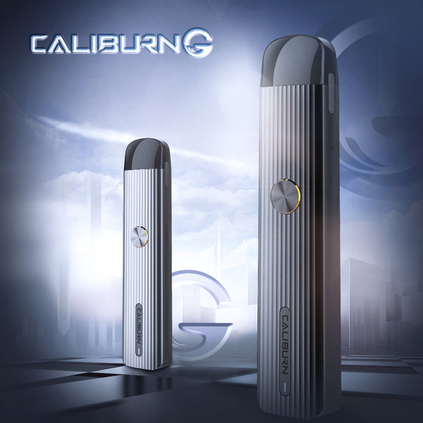 CALIBURN G (CRC EDITION) 15W POD KIT BY UWELL