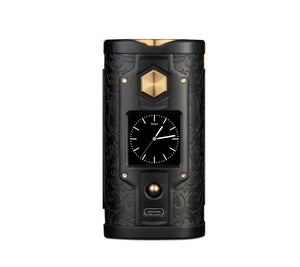 SXMINI G CLASS BLACK/GOLD LIMITED EDITION 200W BOX MOD